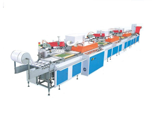 SPR-300 Automatic Label Screen Printing Machine